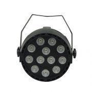 MG Lighting Mini led par 12x1 watt R.G.B.W 2