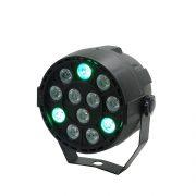 MG Lighting Mini led par 12x1 watt R.G.B.W 5